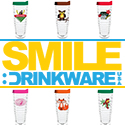 Smile Drinkware 125×125 Button