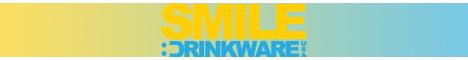 Smile Drinkware 468×60