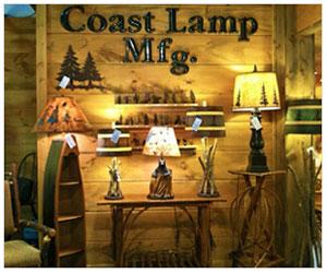 Coast Lamp 468×60