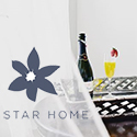 Star Home 125×125 Button