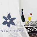 Star Home 125×125 Button