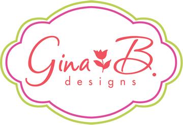 Gina B Designs 300 x 250